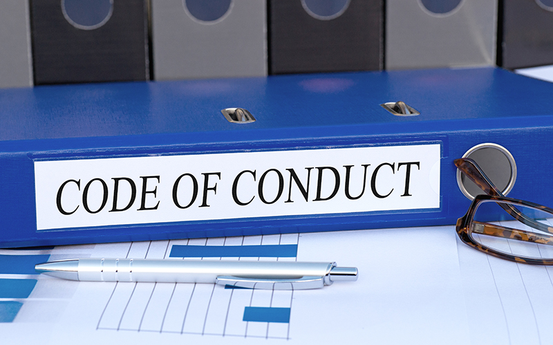 "Why and How to Create a safety ""Code of Conduct"" at your business"