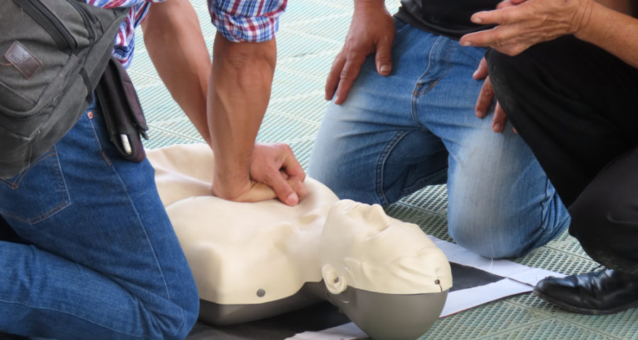 Workplace First Aid Responsibilities