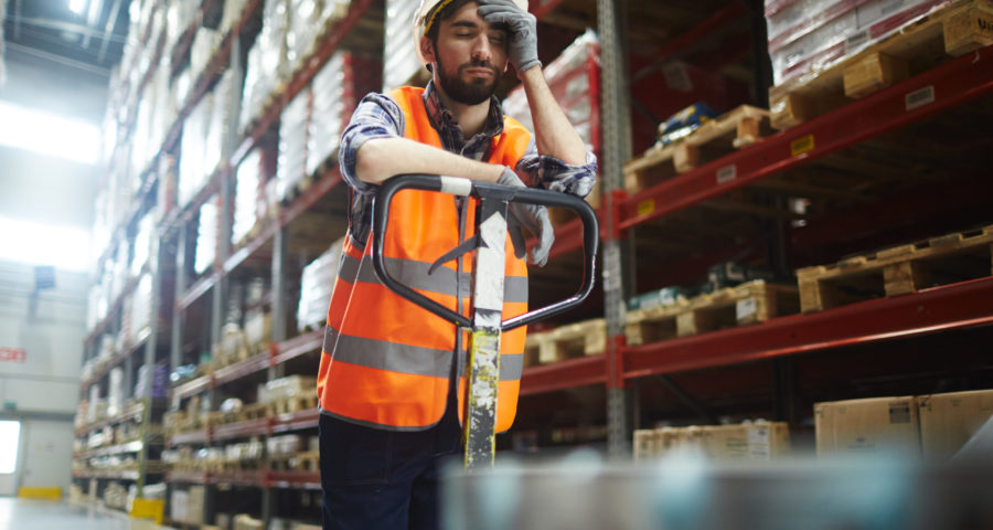 Worker Fatigue's Effect on Worker Safety and Health