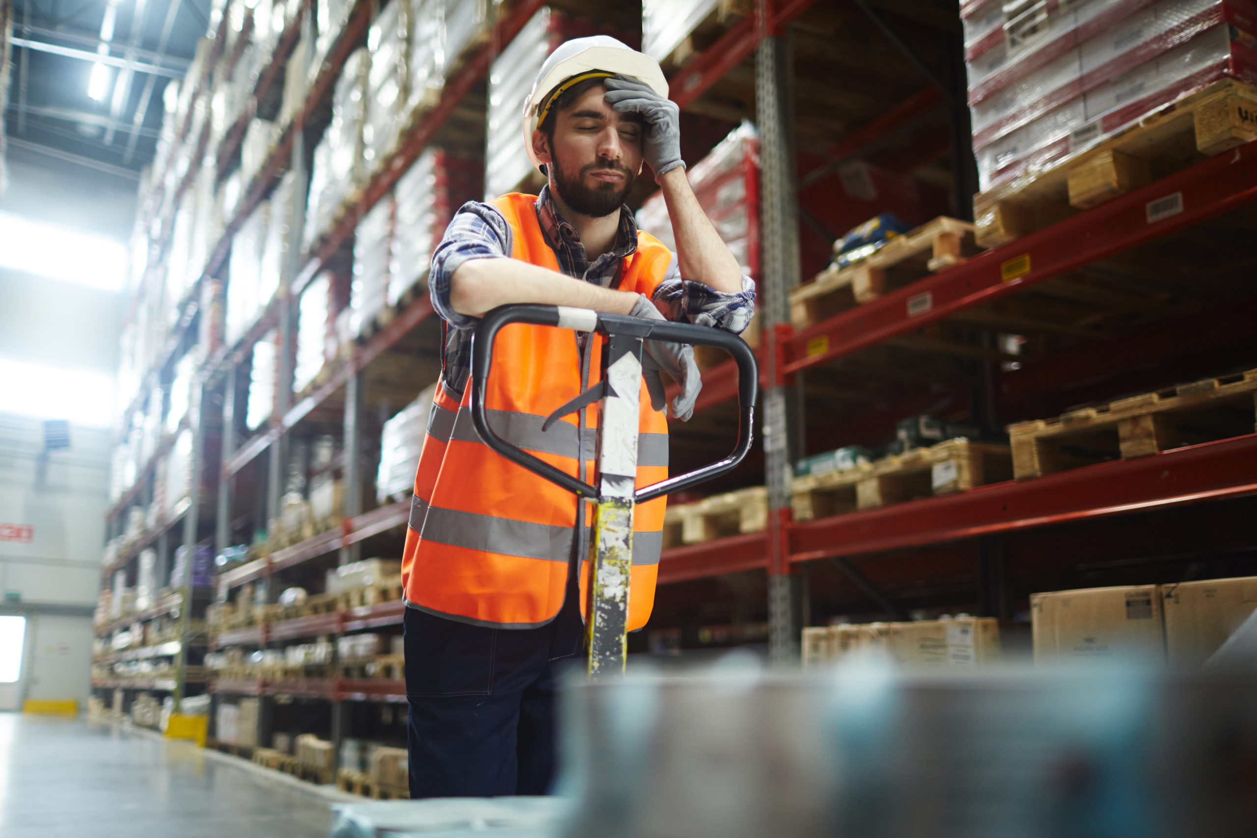 You are currently viewing Worker Fatigue's Effect on Worker Safety and Health